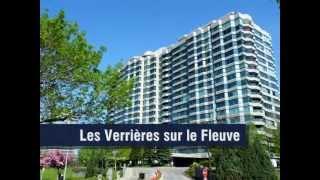Condos Appartments Ile-des-Soeurs, Montréal, Québec