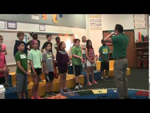4th Grade Rhythm Activity And Solfege Activity
