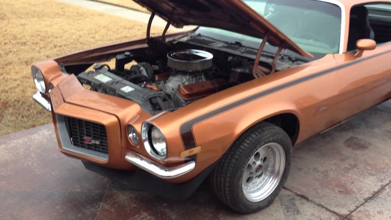 1973 Chevrolet Camaro Bearing Removal Service Manual
