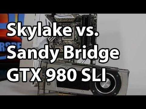 Skylake vs. Sandy Bridge: Discrete GPU Showdown