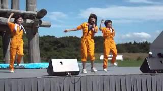9月4日(日)青森市三内丸山遺跡で行われたイベント「縄文アートフェ...