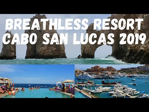 BREATHLESS CABO SAN LUCAS ADULTS ONLY ALL-INCLUSIVE RESORT REVIEW | OCEAN VIEW ROOM | CABO ARCH