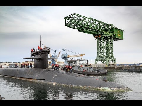 Why the Puget Sound Naval Shipyard is surging