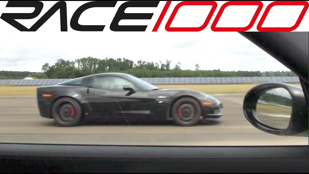 porsche 911 gt2 rs vs corvette z06 60 300kmh roll race youtube. Black Bedroom Furniture Sets. Home Design Ideas