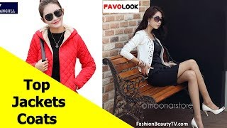 Top 50 Best Jackets and Coats for Women | Best Basic Jackets for Ladies S7