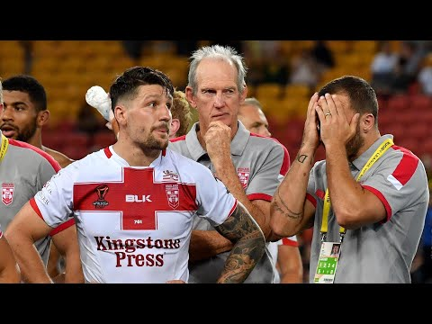 'It was State of Origin standard': Australia edge England in Rugby League World Cup final