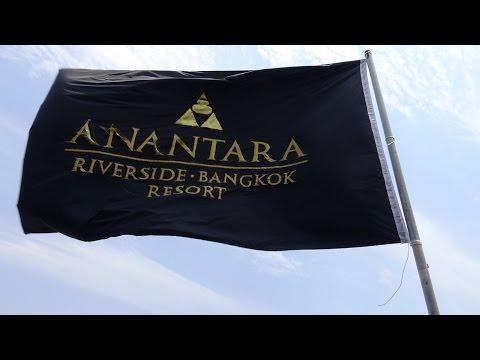 Chao Phraya River - Anantara Hotel Boat Transfer, Bangkok, Thailand