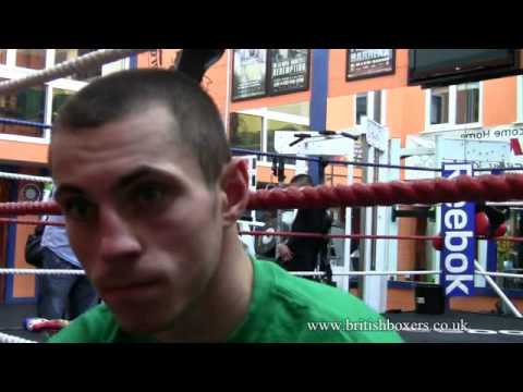 Scott Quigg Interview on 'Changing trainers and Jason Booth fight