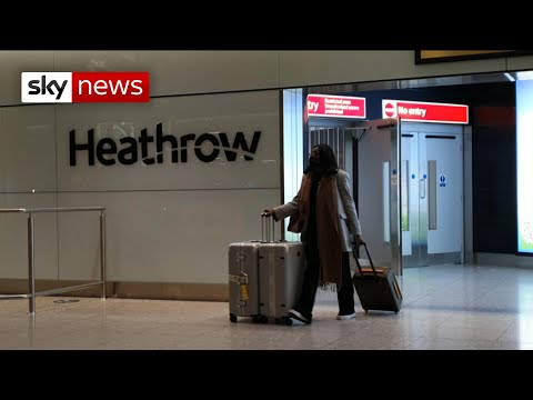 COVID-19: Prime Minister suspends quarantine-free travel in the UK from Monday