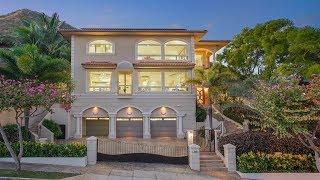 Diamond Head Luxury Home | 3876 Pokapahu Place, Honolulu, Hawaii 96816