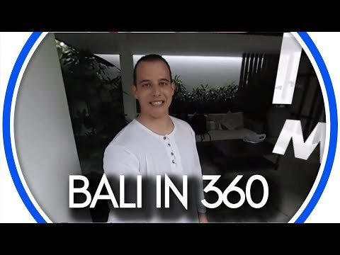 Experiencing Bali in 360