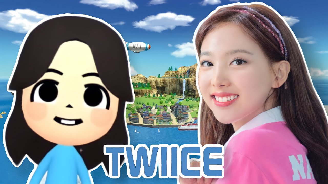 TWICE but it's the nintendo wii