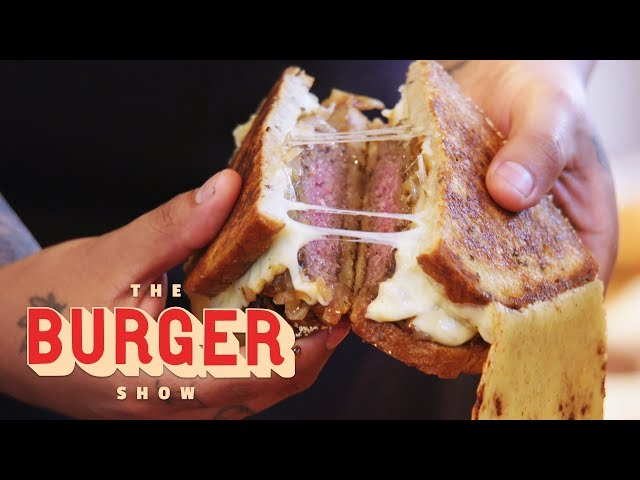 The Quest for the Ultimate Patty Melt   The Burger Show