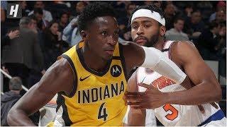 Indiana Pacers vs New York Knicks - Full Game Highlights   February 21, 2020   2019-20 NBA Season