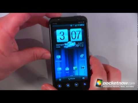 Sprint HTC EVO 3D Unboxing