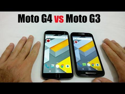 Moto G4 Plus vs Moto G3