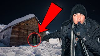 Exploring USA's Coldest GHOST Town (scary)