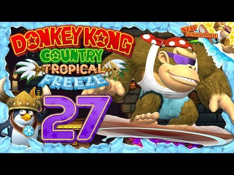 DONKEY KONG COUNTRY: TROPICAL FREEZE #27: Eine Savanne voller Gefahren! [1080p] ★ Let's Play