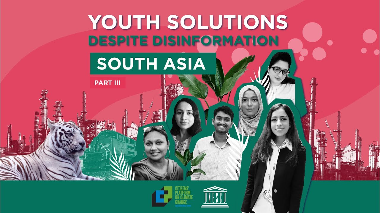Youth Solutions in South Asia - part 3