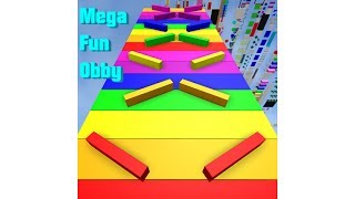 [ROBLOX] Mega Fun Obby by Bloxtun [740-1000 Stages]