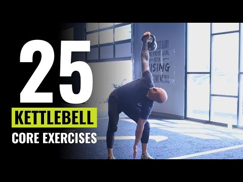 25 Unusual Kettlebell Core Exercises That Will Torch Your Abs
