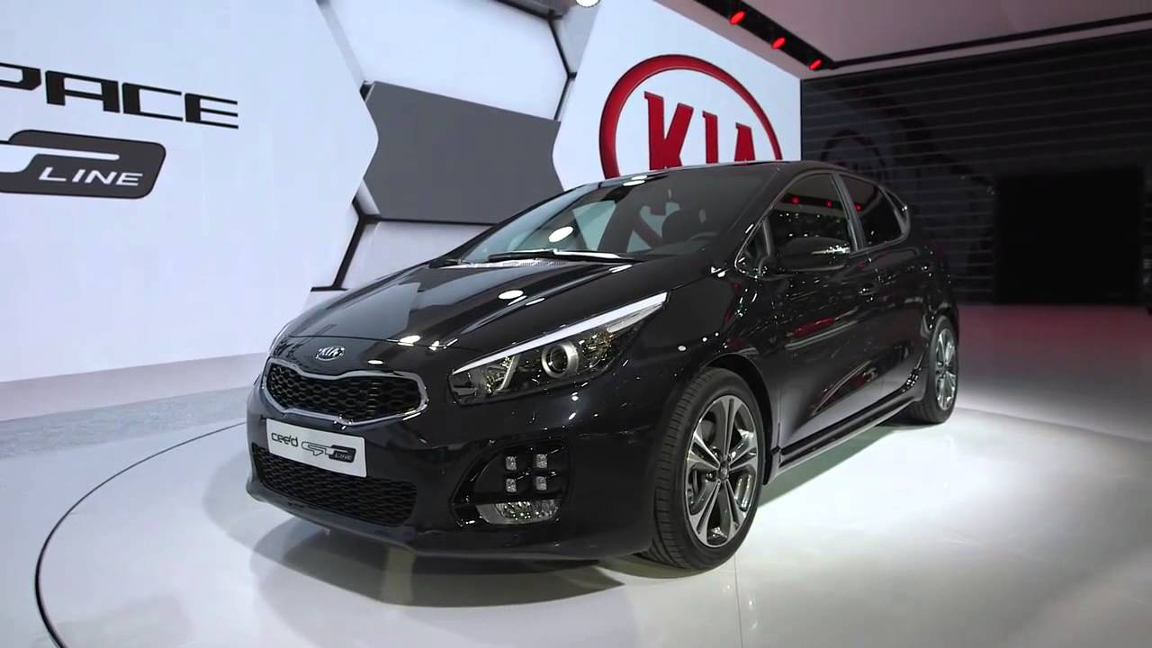kia ceed gt line sw wagon 2015 youtube. Black Bedroom Furniture Sets. Home Design Ideas
