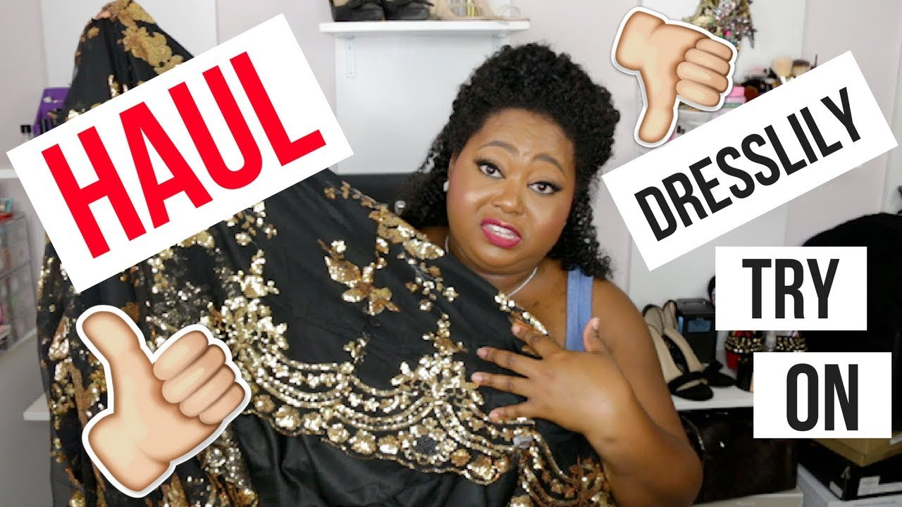 680e0f911d DRESSLILY CLOTHING HAUL Download video - get video youtube