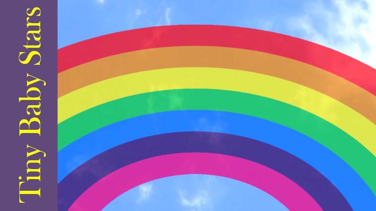 Rainbow Colors Song Learn Colors Of The Rainbow