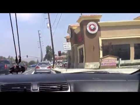 RIVERSIDE, CALIFORNIA | LAKE HILLS TO WALMART ON VAN BUREN