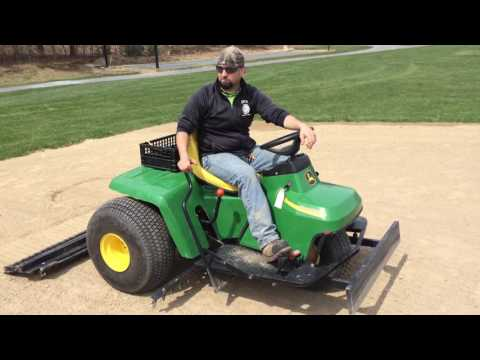 Norfolk D.P.W. - Infield Dragging Procedure