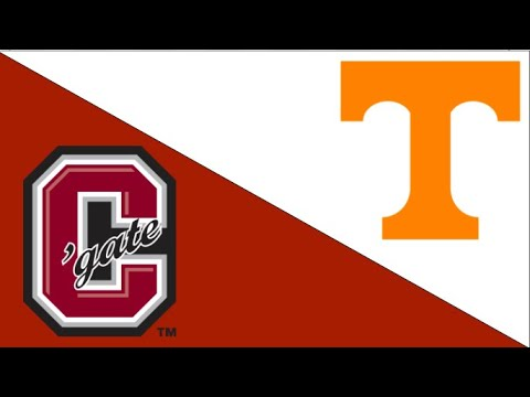 How to Watch: No. 2 Tennessee vs. No. 15 Colgate