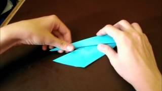 How To Make An Origami Swan.(origami)
