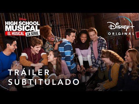 High School Musical: El Musical: La Serie | Tráiler Oficial Subtitulado | Disney+