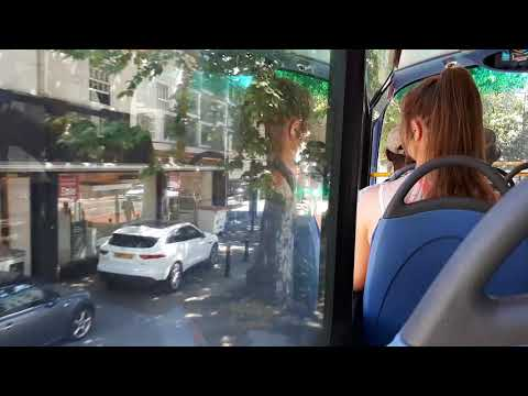 237 From Brentford Fountain Leisure Centre To White City Bus Station Part 1