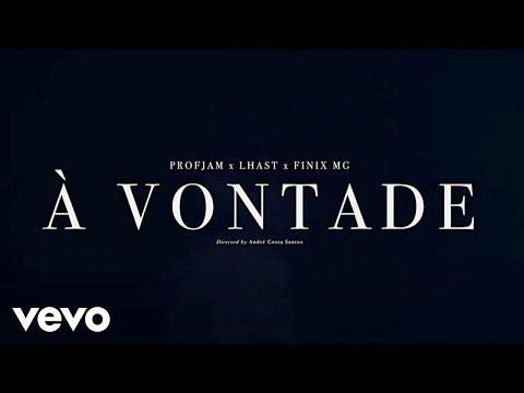 ProfJam – À Vontade ft. Fínix MG