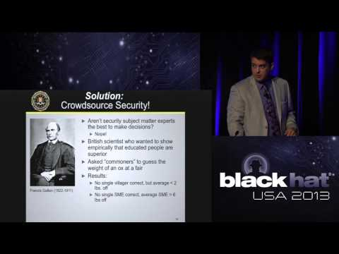 BlackHat 2013 - Combating the Insider Threat at the FBI: Real-world Lessons Learned