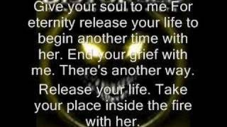 Disturbed-Inside the Fire Lyrics