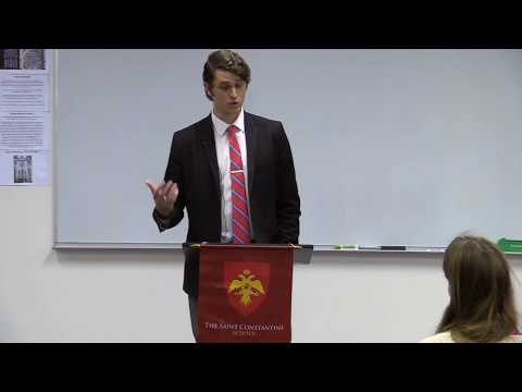 Jonathan Mueller: The Image of Narcissus | The Saint Constantine School