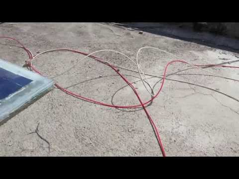 Green Energy - Grid Tie Solar Energy - DIY - Guatemala