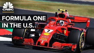 Formula One Is Trying To Woo Americans