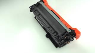 HP 507A (CE401A) CYAN 6,000 PAGE REPLACEMENT LASERJET TONER CARTRIDGE