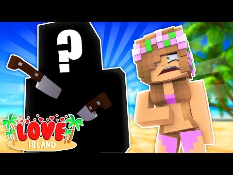 MURDERER ON LOVE ISLAND! WHO KILLED LITTLE CARLY? Minecraft   Little Kelly