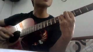 Yêu em là định mệnh guitar cover
