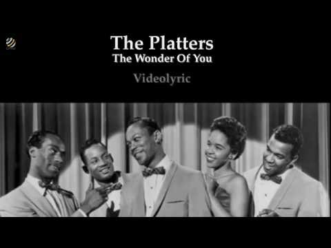 The Platters - The Wonder Of You (Videolyric) [HQ Audio]