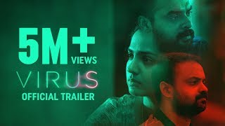 Virus Official Trailer | Aashiq Abu | OPM Records