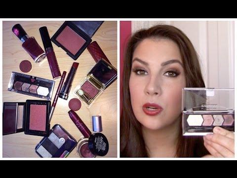 Color Lovers: Best Burgundy Makeup