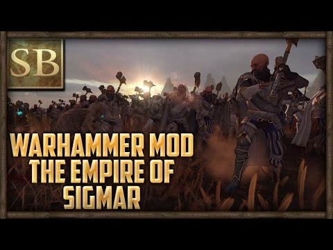New Imperial Units - Empire of Sigmar (Total War Warhammer Mod Review)