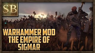 Total War Warhammer Mod Review – The Empire of Sigmar New Units