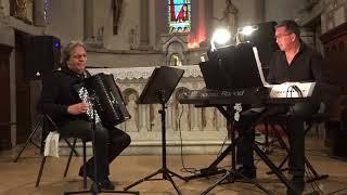 ALAIN MUSICHINI DUO 2015 (A.VIVALDI) CONCERTO N°6 en LAm (FINAL)