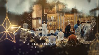 Intro Ramadan 2021 Template - After Effects Template